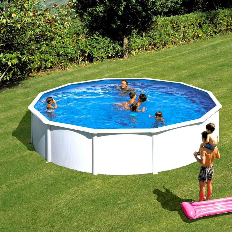 Piscinas prefabricadas y montables top piscines for Piscinas prefabricadas desmontables