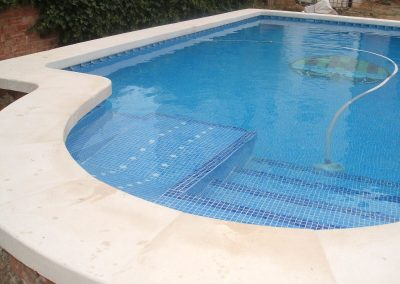 Acabados de piscinas